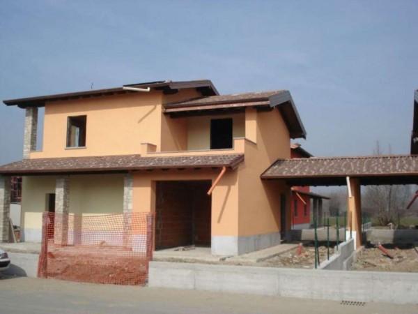 Villa in vendita a Cremosano, Residenziale, Con giardino, 150 mq - Foto 5