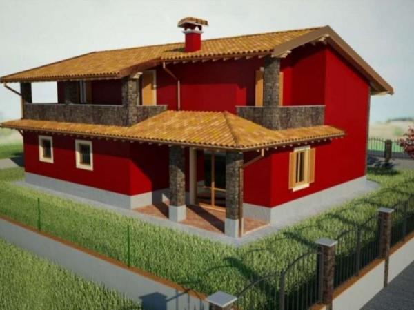 Villa in vendita a Cremosano, Residenziale, Con giardino, 210 mq - Foto 16
