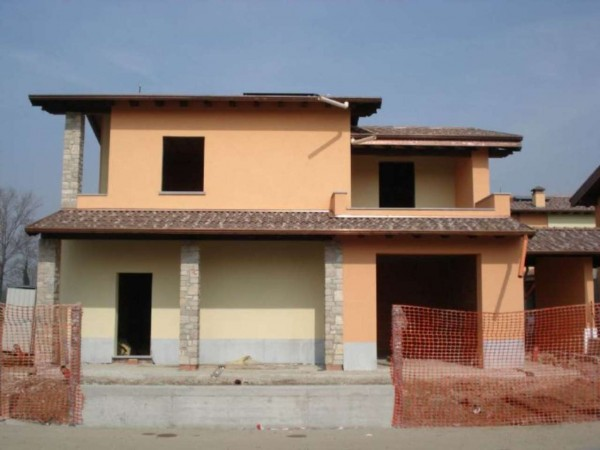 Villa in vendita a Cremosano, Residenziale, Con giardino, 210 mq - Foto 11