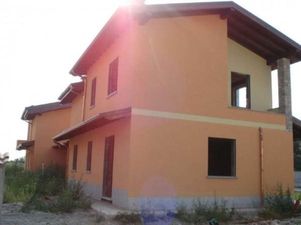 Villa in vendita a Cremosano, Residenziale, Con giardino, 210 mq - Foto 4