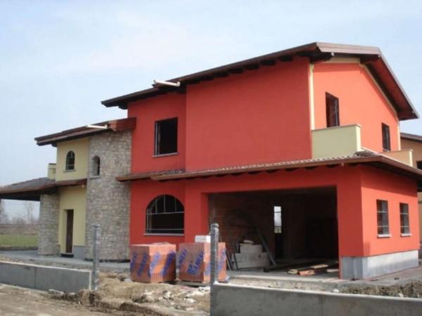 Villa in vendita a Cremosano, Residenziale, Con giardino, 210 mq - Foto 20