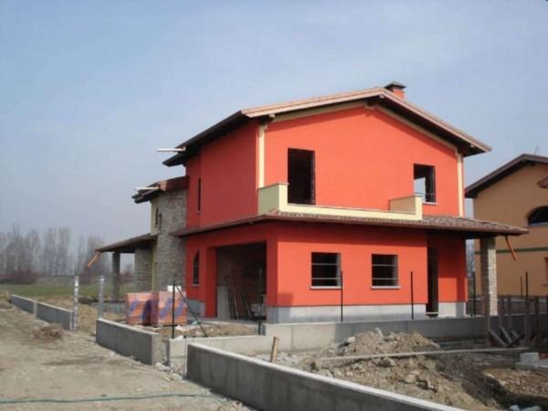 Villa in vendita a Cremosano, Residenziale, Con giardino, 210 mq - Foto 7