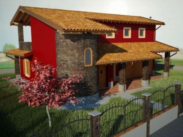Villa in vendita a Cremosano, Residenziale, Con giardino, 210 mq - Foto 18