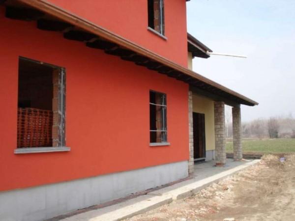 Villa in vendita a Cremosano, Residenziale, Con giardino, 210 mq - Foto 6