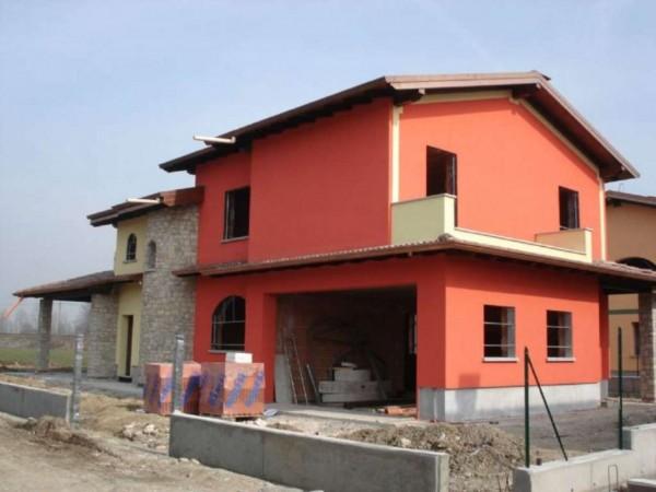 Villa in vendita a Cremosano, Residenziale, Con giardino, 210 mq - Foto 14