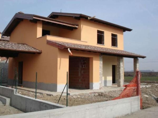 Villa in vendita a Cremosano, Residenziale, Con giardino, 210 mq - Foto 8