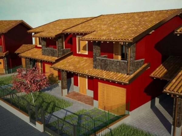 Villa in vendita a Cremosano, Residenziale, Con giardino, 210 mq - Foto 21