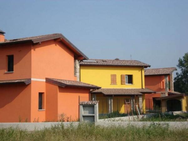 Villa in vendita a Cremosano, Residenziale, Con giardino, 210 mq - Foto 2
