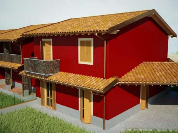 Villa in vendita a Cremosano, Residenziale, Con giardino, 210 mq - Foto 17