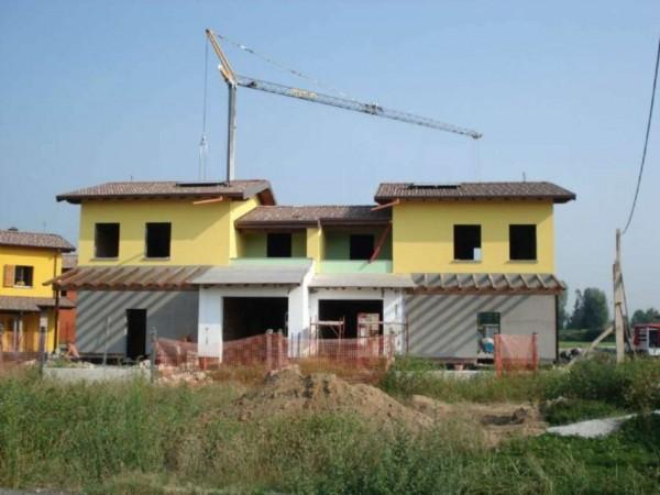 Villa in vendita a Cremosano, Residenziale, Con giardino, 210 mq - Foto 3