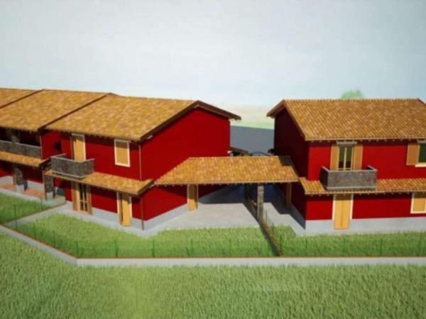Villa in vendita a Cremosano, Residenziale, Con giardino, 150 mq - Foto 19