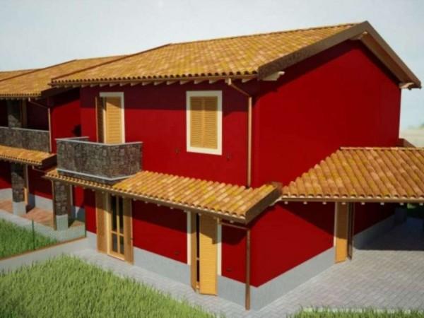 Villa in vendita a Cremosano, Residenziale, Con giardino, 150 mq - Foto 20