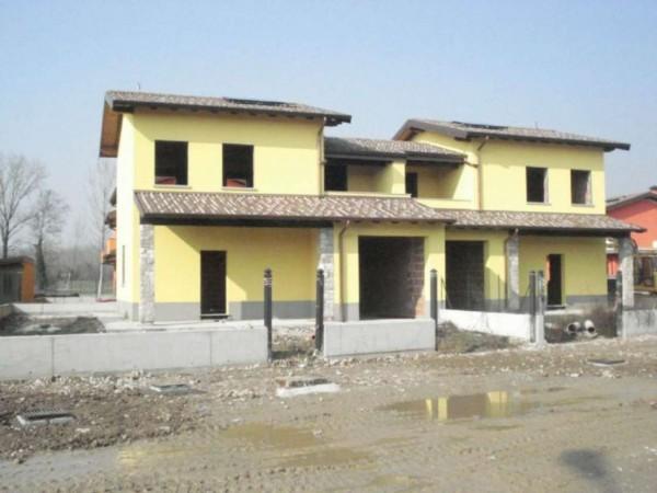 Villa in vendita a Cremosano, Residenziale, Con giardino, 150 mq - Foto 4