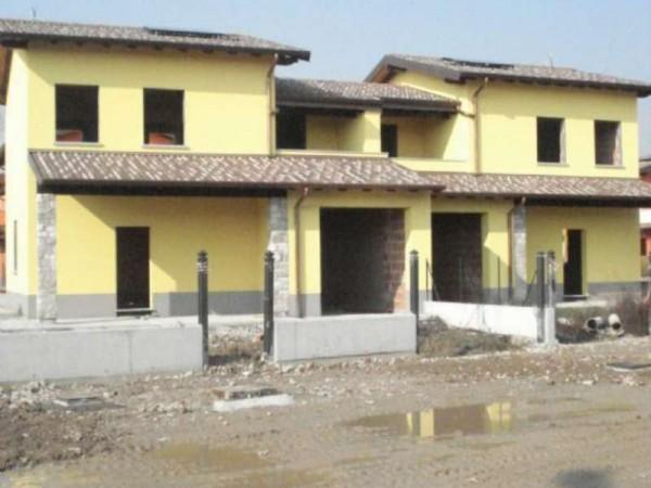 Villa in vendita a Cremosano, Residenziale, Con giardino, 150 mq - Foto 3