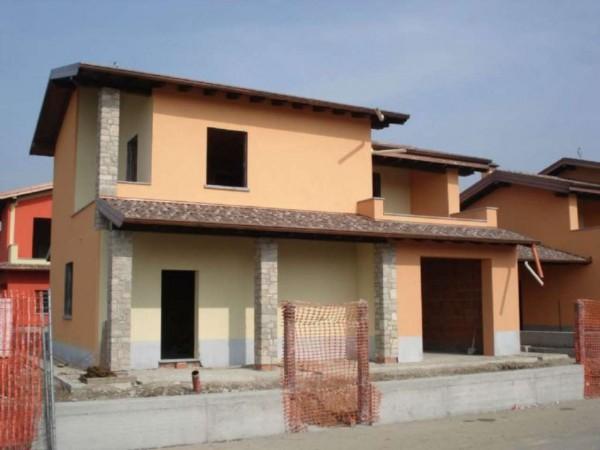 Villa in vendita a Cremosano, Residenziale, Con giardino, 150 mq - Foto 9
