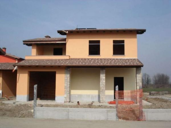 Villa in vendita a Cremosano, Residenziale, Con giardino, 150 mq - Foto 8