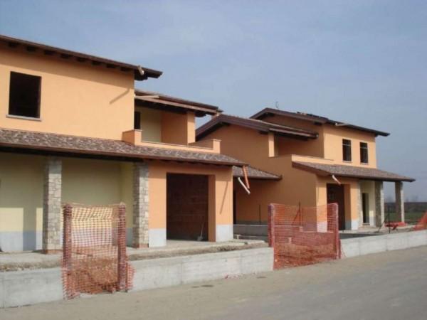 Villa in vendita a Cremosano, Residenziale, Con giardino, 150 mq - Foto 14