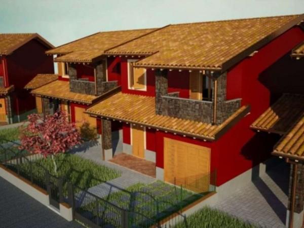 Villa in vendita a Cremosano, Residenziale, Con giardino, 150 mq - Foto 1