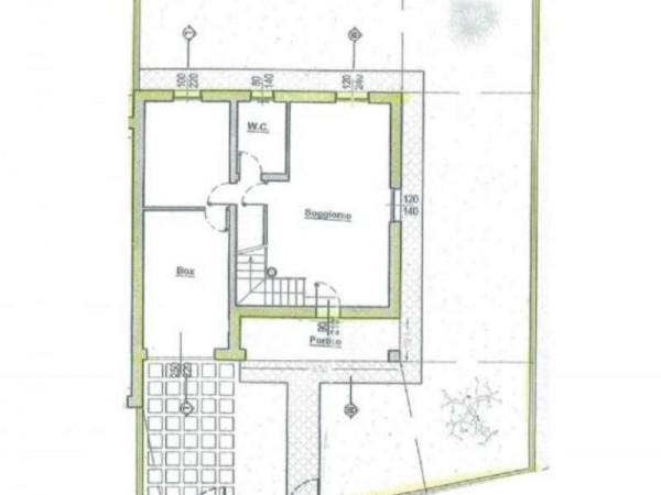 Villa in vendita a Cremosano, Residenziale, Con giardino, 150 mq - Foto 2