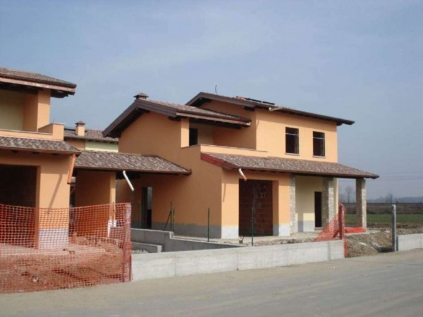 Villa in vendita a Cremosano, Residenziale, Con giardino, 150 mq - Foto 15
