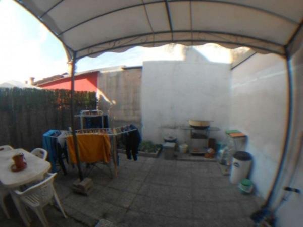 Appartamento in vendita a Sergnano, Residenziale, Con giardino, 112 mq - Foto 14