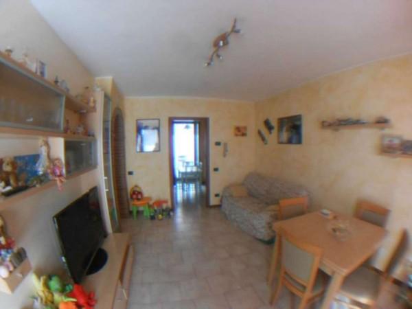Appartamento in vendita a Sergnano, Residenziale, Con giardino, 112 mq - Foto 1
