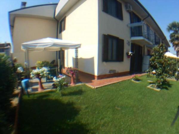 Villa in vendita a Monte Cremasco, Residenziale, Con giardino, 168 mq