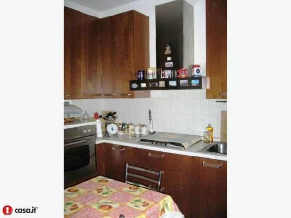 Appartamento in vendita a Pandino, Centro, Con giardino, 89 mq