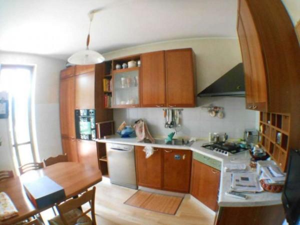 Villetta a schiera in vendita a Ricengo, Residenziale, Con giardino, 130 mq - Foto 8
