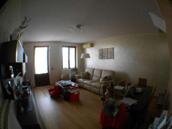 Villetta a schiera in vendita a Ricengo, Residenziale, Con giardino, 130 mq - Foto 9