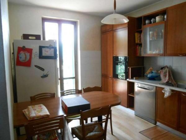 Villetta a schiera in vendita a Ricengo, Residenziale, Con giardino, 130 mq - Foto 7