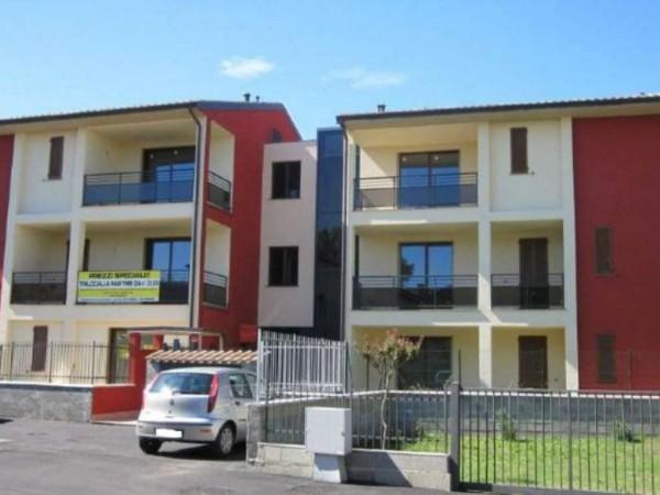 Appartamento in vendita a Crespiatica, Centro, Arredato, con giardino, 50 mq