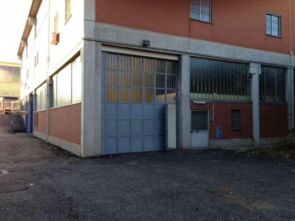 Capannone in affitto a Alpignano, 430 mq