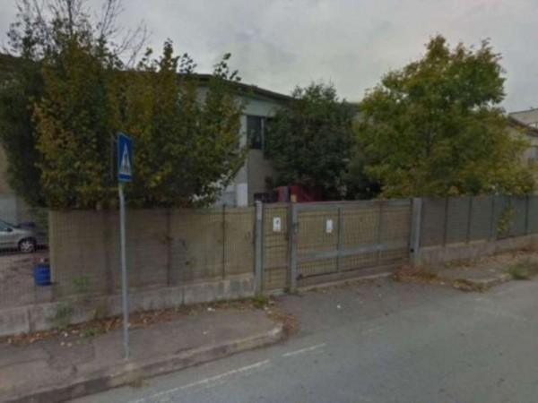 Capannone in vendita a Avigliana, Con giardino, 600 mq
