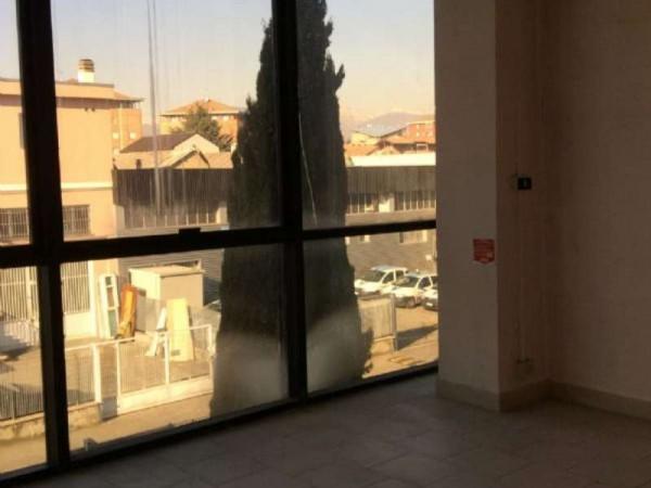 Ufficio in affitto a Rivoli, Con giardino, 350 mq