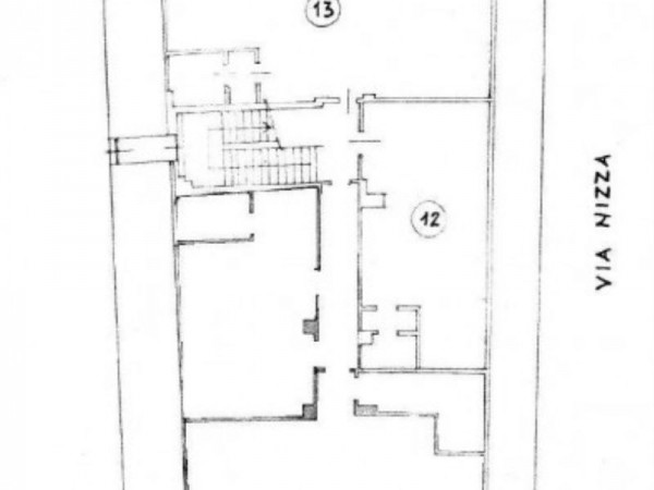 Ufficio in vendita a Torino, Nizza, 130 mq - Foto 2
