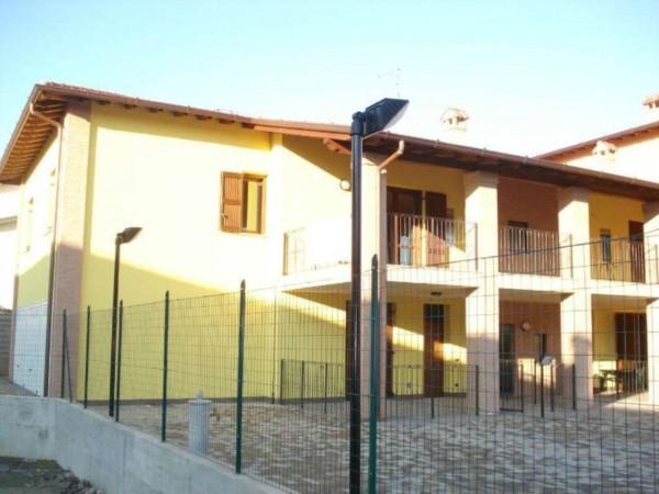 Appartamento in vendita a Casaletto Vaprio, Centro, 83 mq - Foto 3