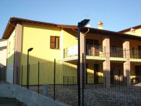 Appartamento in vendita a Casaletto Vaprio, Centro, 83 mq - Foto 2