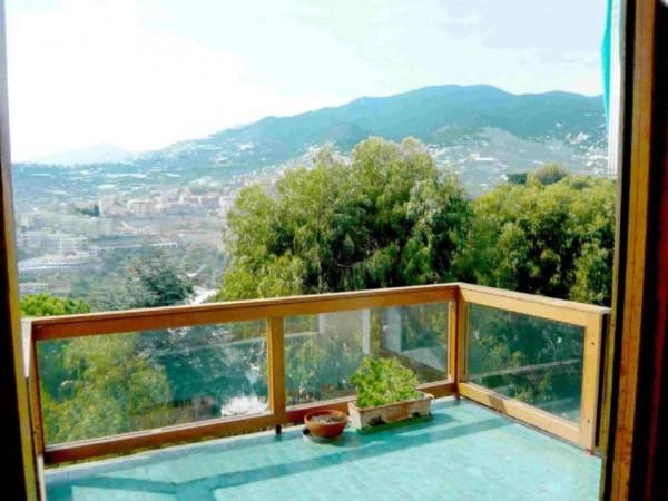 Appartamento in vendita a Sanremo, Centro, Con giardino, 150 mq