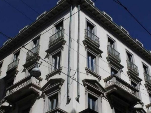 Ufficio in affitto a Milano, Duomo, Vittorio Emanuele, 200 mq
