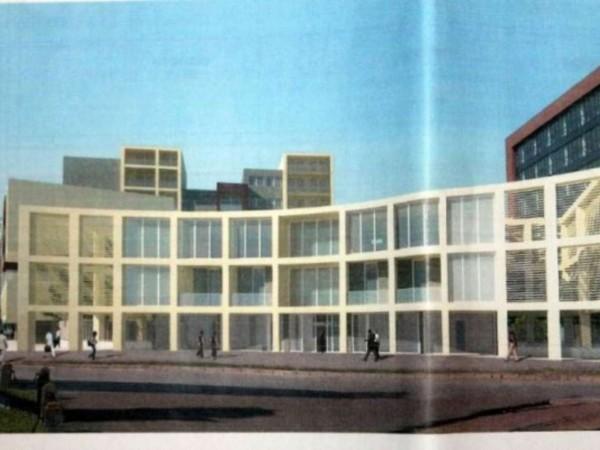 Ufficio in vendita a Milano, Certosa, 1300 mq