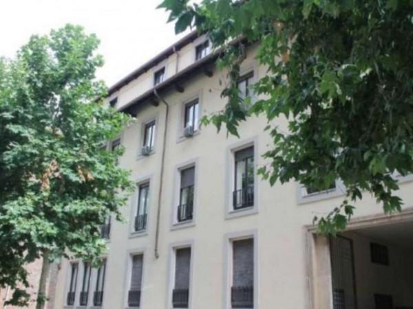 Ufficio in affitto a Milano, Cadorna, Cairoli, 183 mq