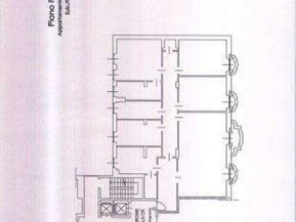 Ufficio in vendita a Milano, Duomo, Vittorio Emanuele, 230 mq - Foto 2