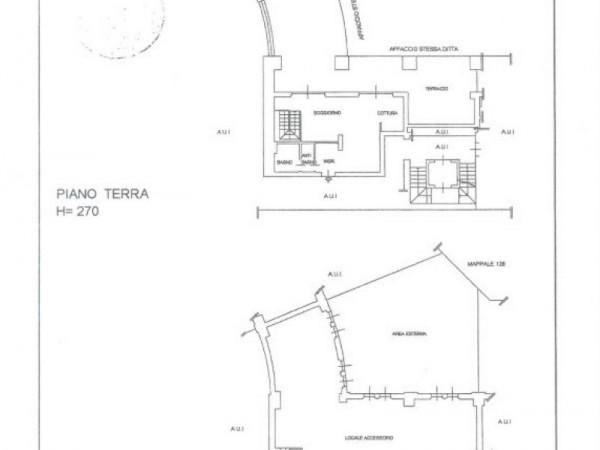 Appartamento in vendita a Milano, Piazza Esquilino, Con giardino, 214 mq - Foto 2