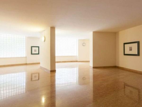 Appartamento in vendita a Milano, San Siro, Con giardino, 169 mq - Foto 12