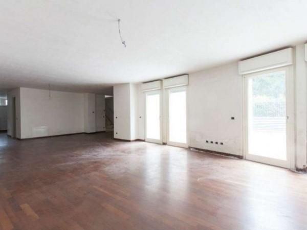 Appartamento in vendita a Milano, San Siro, Con giardino, 169 mq - Foto 5