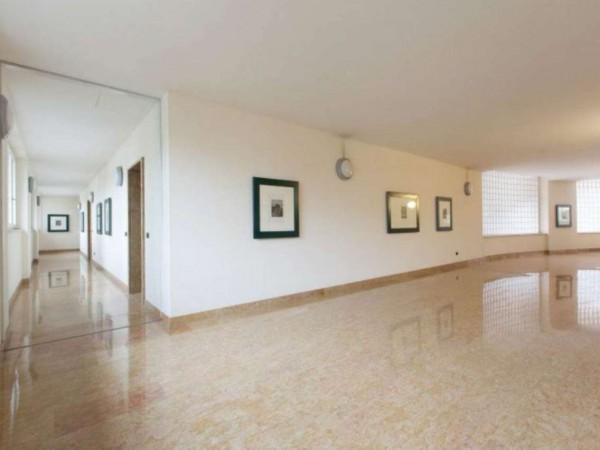 Appartamento in vendita a Milano, San Siro, Con giardino, 169 mq - Foto 9