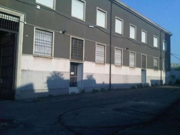Ufficio in vendita a Milano, Barona, Giambellino, Lorenteggio, 1350 mq