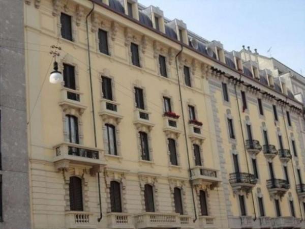 Ufficio in vendita a Milano, Santa Maria Delle Grazie, 120 mq