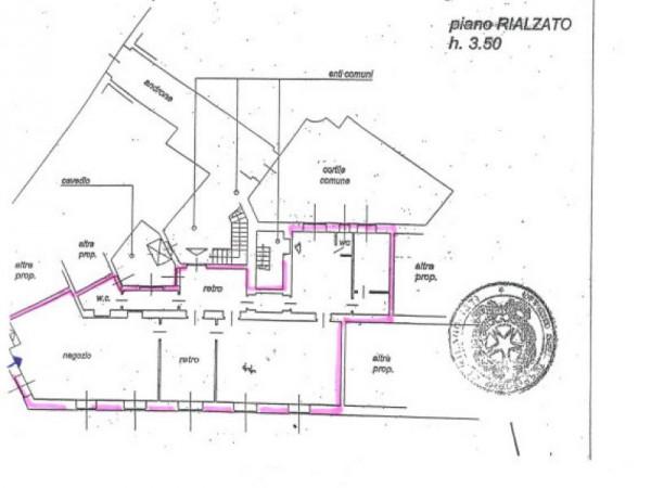 Ufficio in vendita a Milano, Magenta, 235 mq - Foto 2